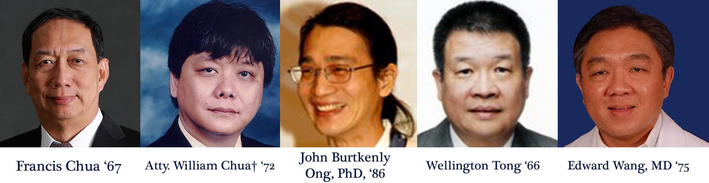 2007 Xavier Kuangchi Exemplary Alumni