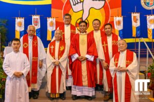 Receive the Holy Spirit: A Red Mass Homily