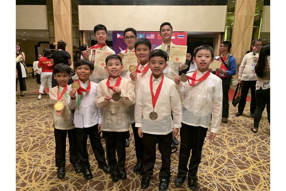 Xaverians Triumph at 2019 International Mathematics Wizards Challenge