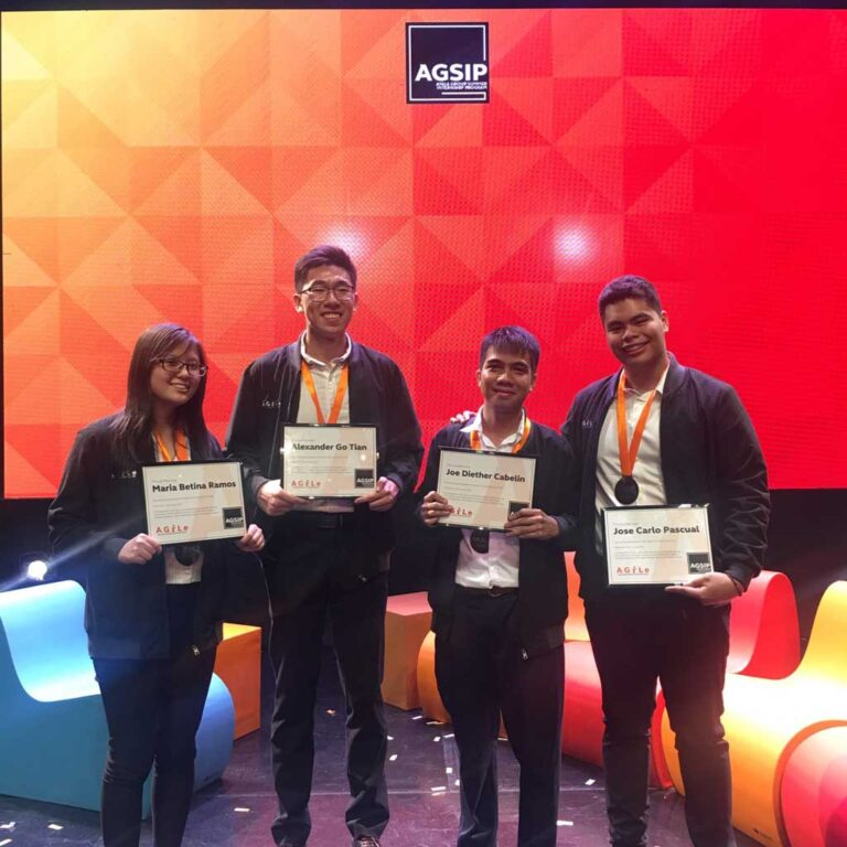 XS Alumni Succeed in Ayala Group's First Ever Interns' Innovation League 2019