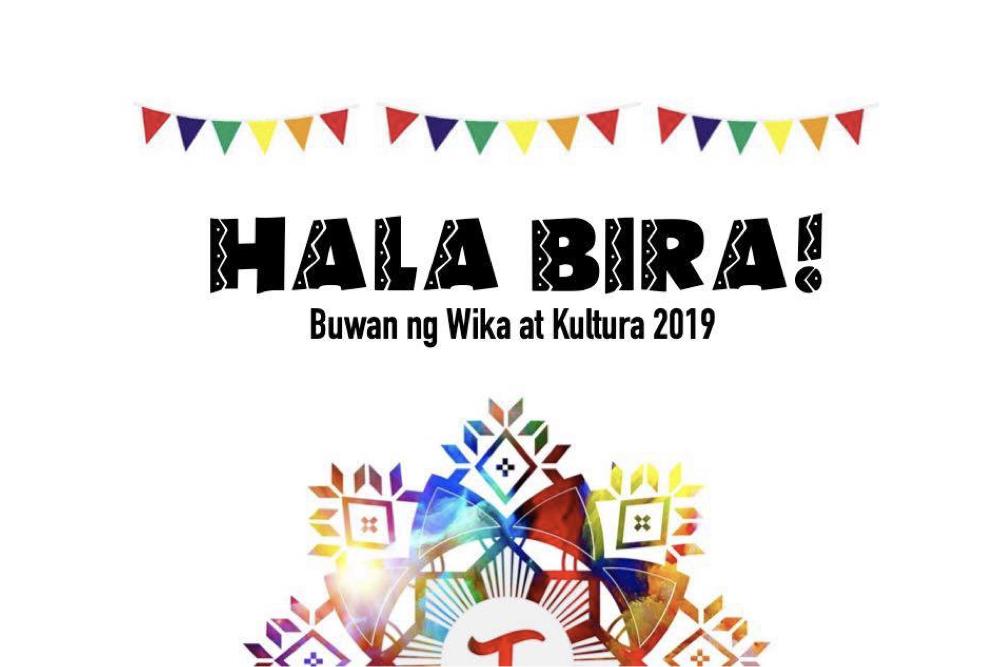 Buwan ng Wika at Kultura 2019