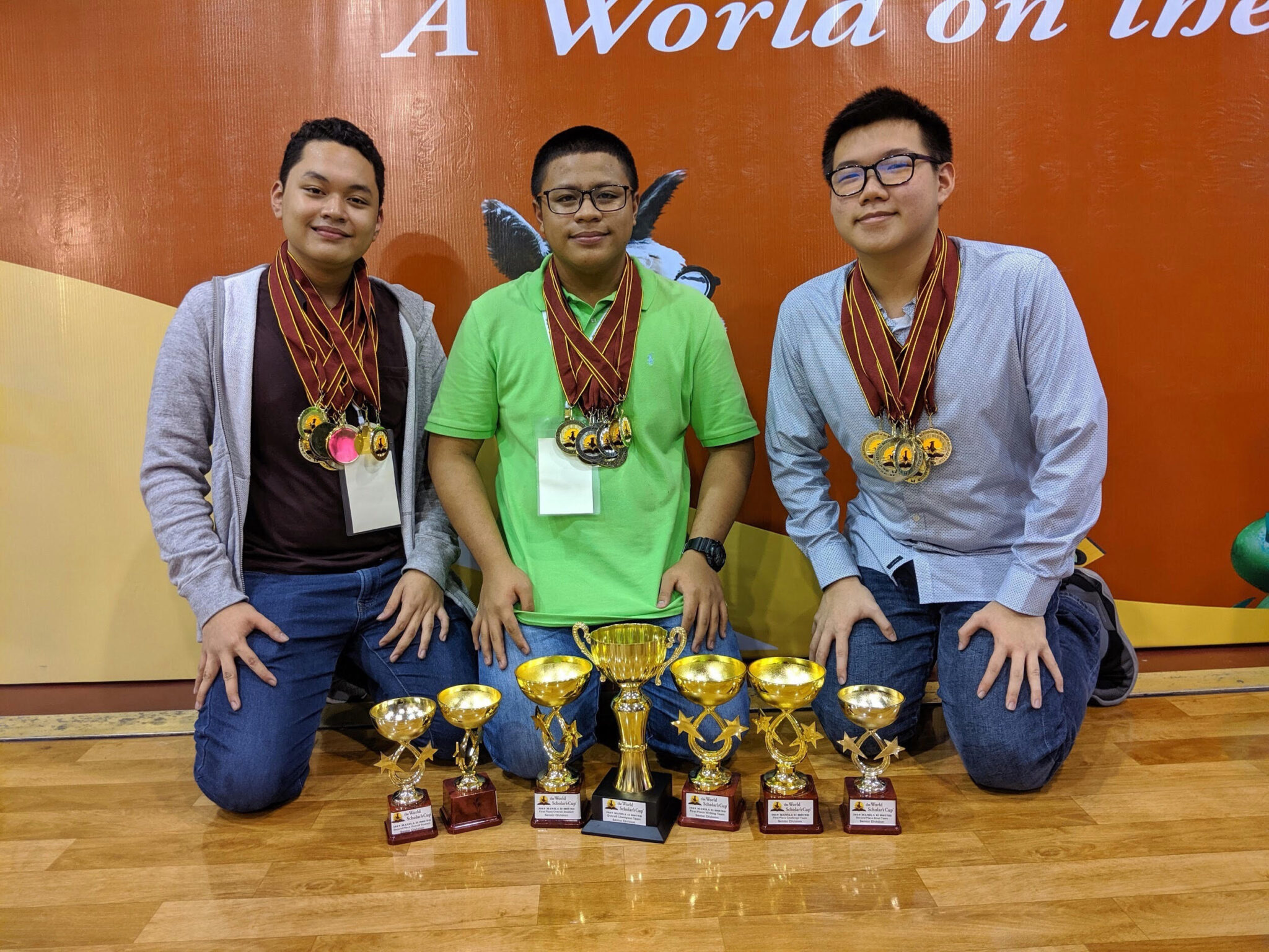 Xaverian Triumphs in World Scholar's Cup 2019