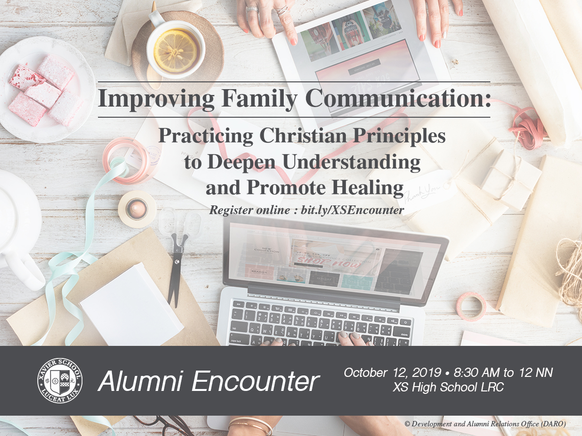 Join the 2019 Alumni Encounter!