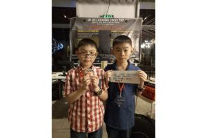 Xaverian Wins 8th Place in IM Joel Banawa Chess Cup