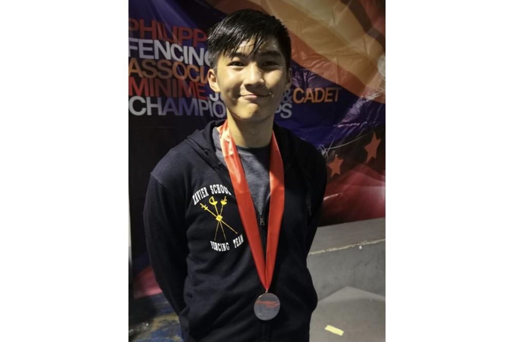 Sia bags Sabre Bronze in PFA Championships