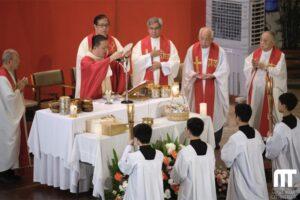 Chinese New Year Mass Homily
