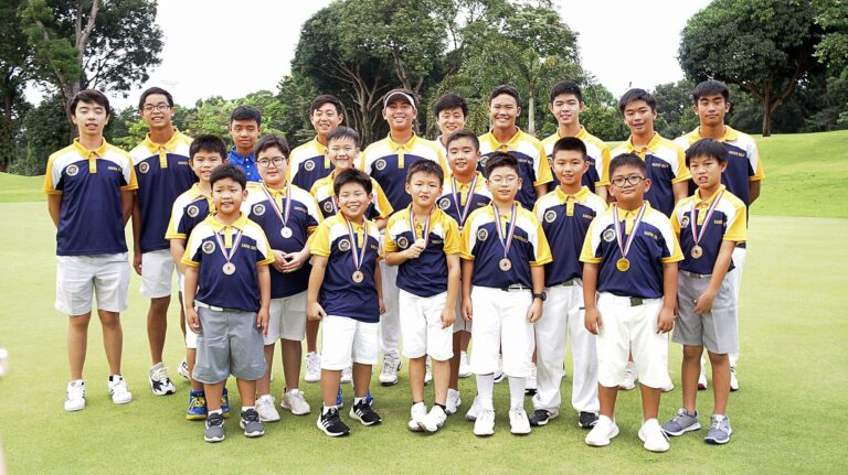 XS Golfers Score in JGFP Interschool Tourney
