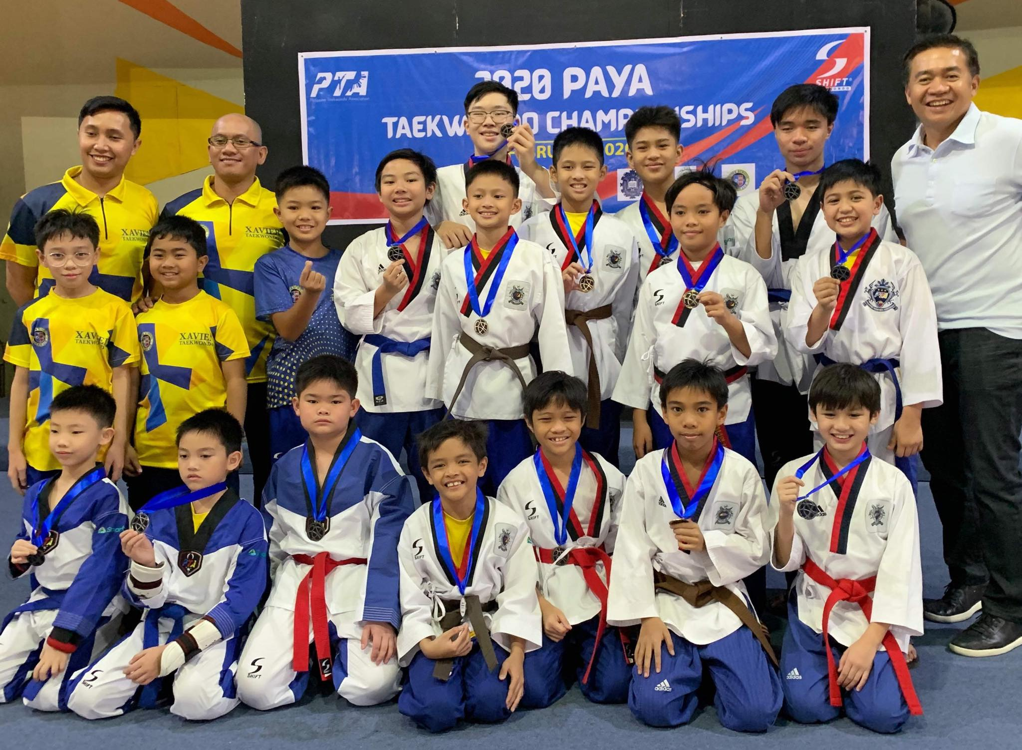 XS Jins take 2nd Overall in PAYA Championships