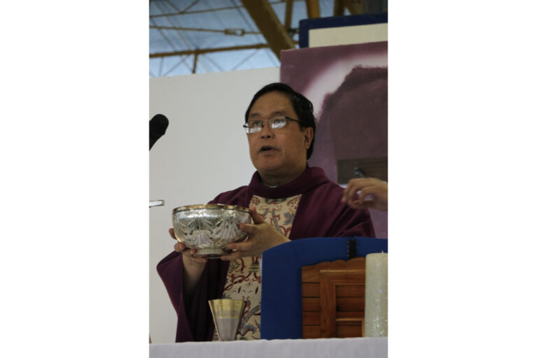 Ash Wednesday Homily, Feb. 26, 2020