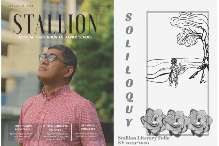 Stallion Magazine & Lit Folio 2019-20
