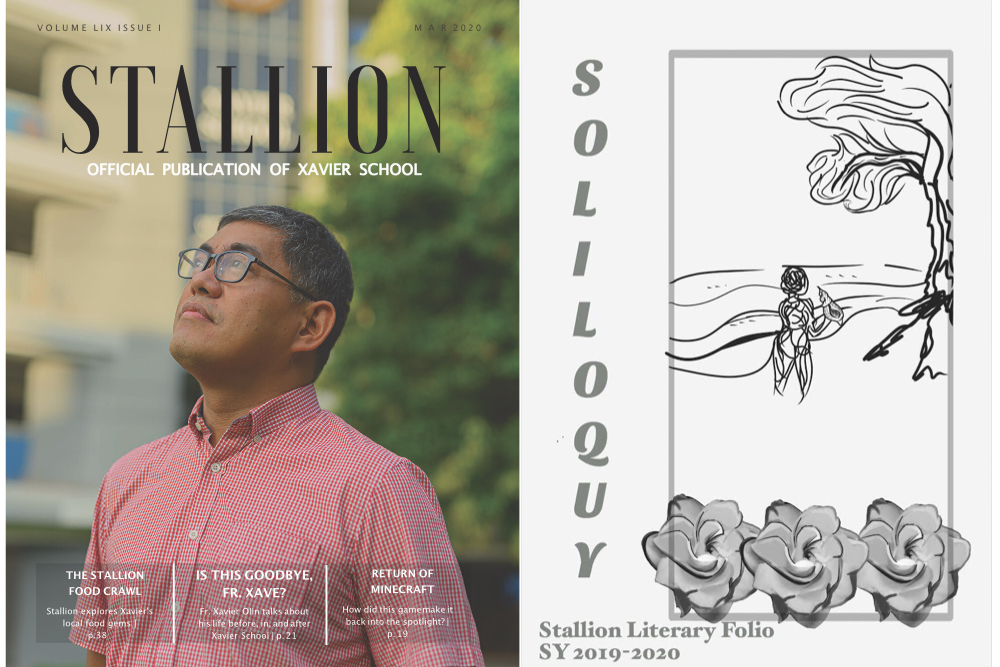 Stallion Magazine & Lit Folio 2019-20