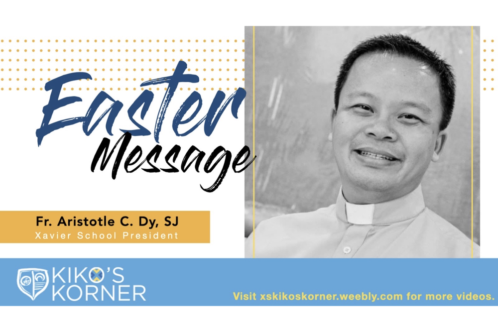 You are currently viewing Easter Message of Hope and Light