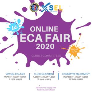 Xavier High School holds its first ever Virtual ECA Fair