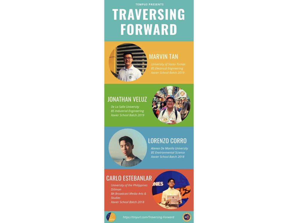 Traversing Forward