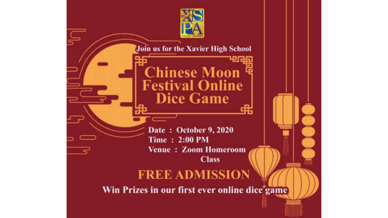Chinese Mon Festival Online Dice Game