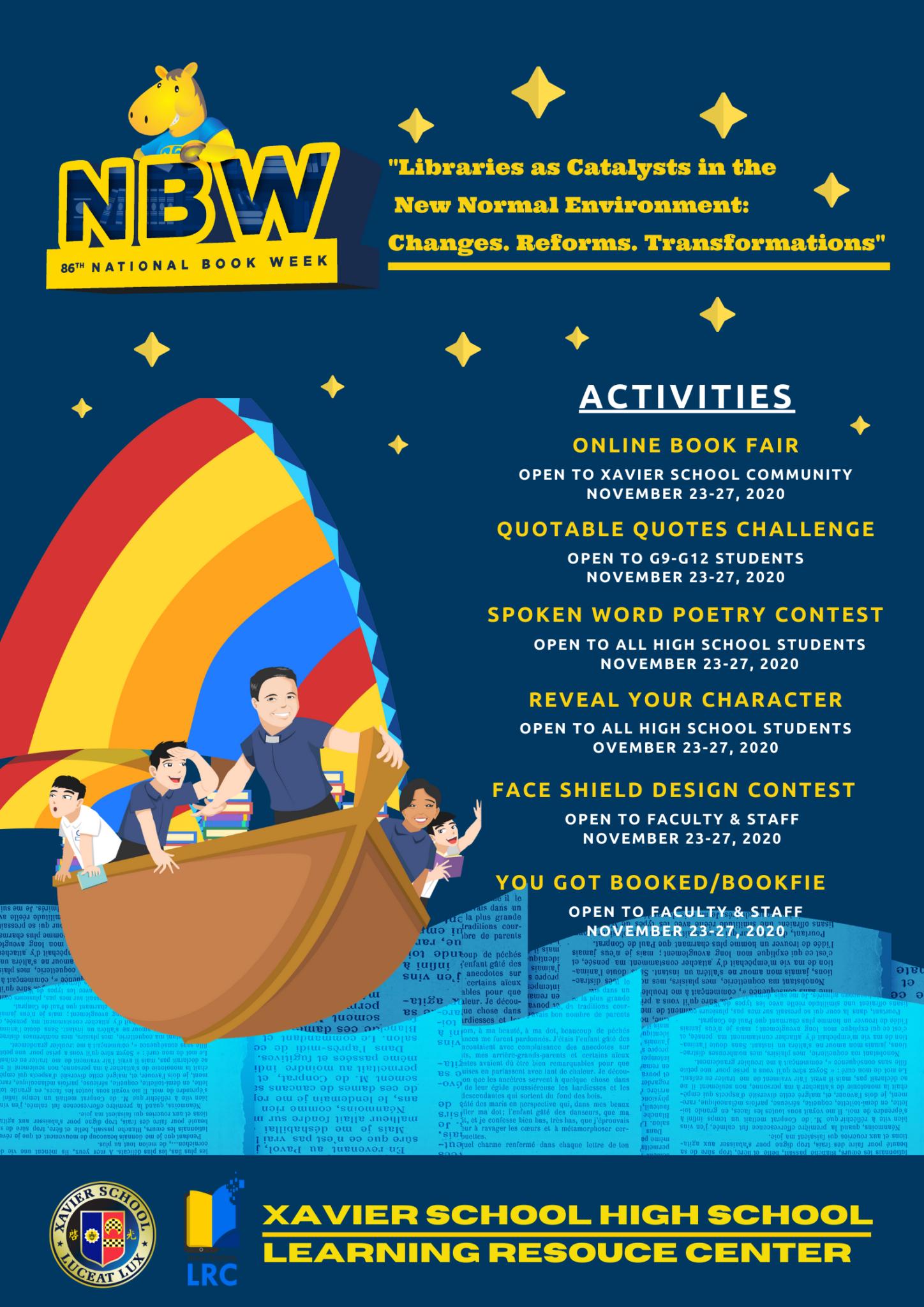 NBW 2020_Activities
