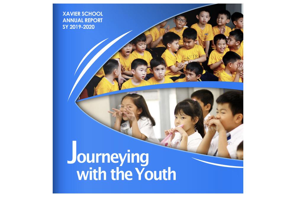 Xavier School Annual Report for School Year 2019-2020