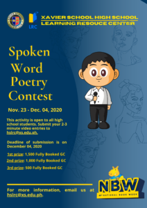 Extended Spoken Poetry NBW 2020 (1)
