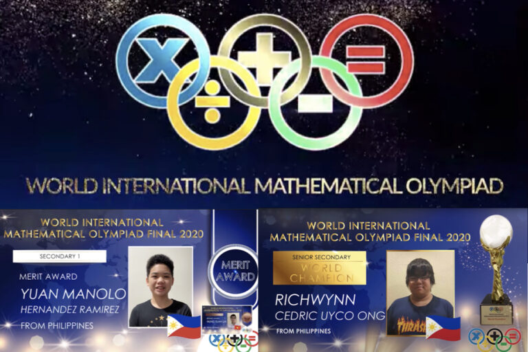 Xavier Students Emerge Victorious in 2020 WIMO Finals
