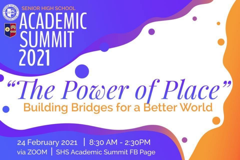 The Power of Place: Building Bridges for a Better World