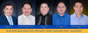 Read more about the article Xavier-Kuangchi Award for Exemplary Alumni 2020
