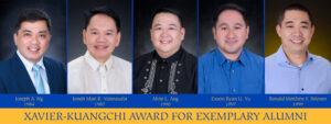 Xavier-Kuangchi Award for Exemplary Alumni 2020