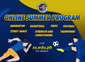 Read more about the article XSSJ 2021 Online Summer Sports Program