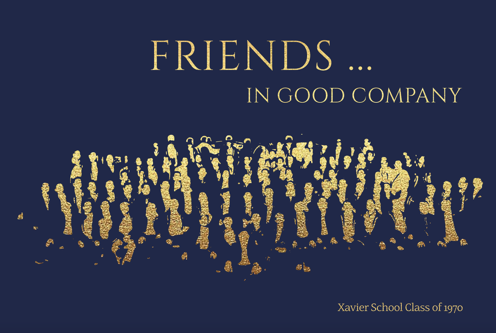 You are currently viewing XS '70 Launches Book Friends… In Good Company