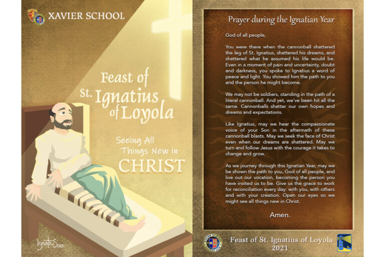 Read more about the article To See All Things New in Christ, Feast of St. Ignatius of Loyola